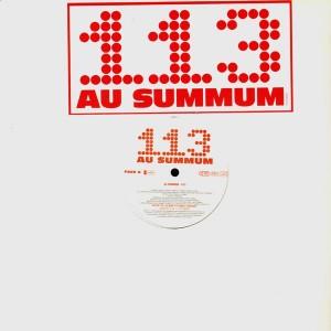 113 - Au summum - 12''