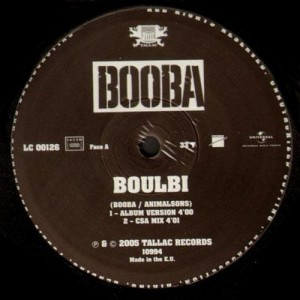 Booba - Boulbi - 12''
