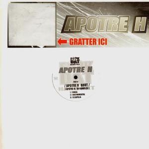 Apotre H - Apotre H Brut / Emotions / Vengeance - 12''