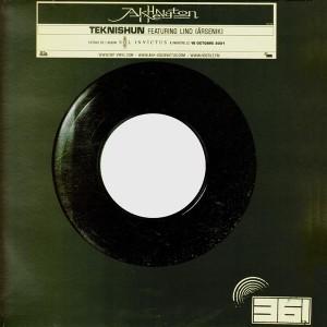 Akhenaton - Teknishun - 12''