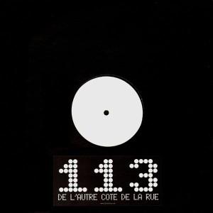 113 - De L'autre cote de la rue - white label 12''