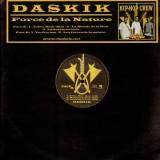 Daskik - Force de la nature - Vinyl EP