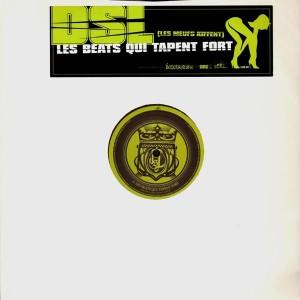 DSL - Les beats qui tapent forts - 12''