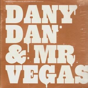 Dany Dan & Mr Vegas - Make the fire burn - 12''