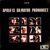 Division marseillaise indépendante présente...Zin zin zin - Vinyl EP