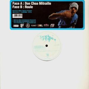 Don Choa - Don choa mitraille / Roule - 12''