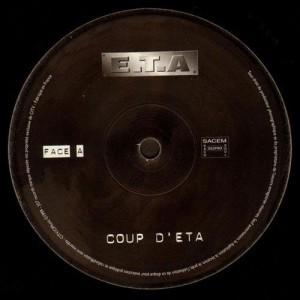 E.T.A. - Coup d'eta - 12''