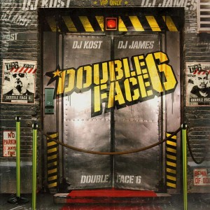 DJ Kost & DJ James - Double face 6 - 2LP