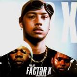 Factor X - Apocalypse flow / Hip hop thérapie - 12''