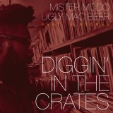 Mister Modo & Ugly Mac Beer - Diggin In The Crates (feat. F. Stokes) - LTD 7''