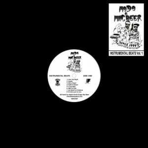 Mister Modo And Ugly Mac Beer - Instrumental Beats Vol.1 - LP