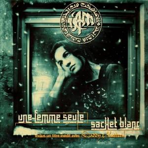 Iam - Une femme seule / remix sachet blanc / la 25eme image - reissue 12''