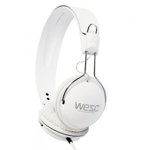Casque Wesc - White Tambourine