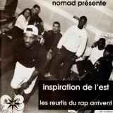 Inspiration de l'est - Les reurtis du rap arrivent - Vinyl EP