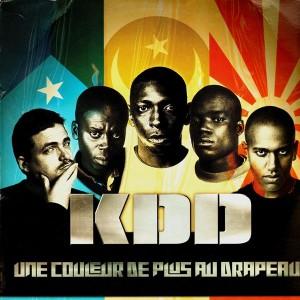 KDD - Une couleur de plus au drapeau - 3LP