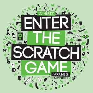 DJ Hertz - Enter The Scratch Game Volume 3 - LP