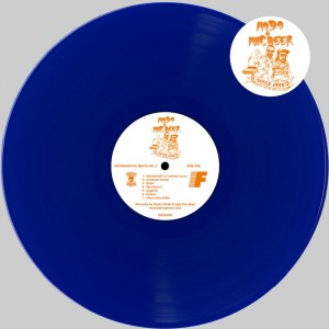 Mister Modo And Ugly Mac Beer - Instrumental Beats Vol.2 - LTD Blue LP
