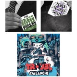 Scratch Science - Pocket Pack + Avalanche - 2x10'' + LP