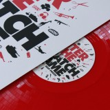 DJ Hertz - Enter The Scratch Game - Clear Red LP