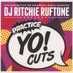 Ritchie Ruftone - Practice Yo Cuts - LTD Lilac LP