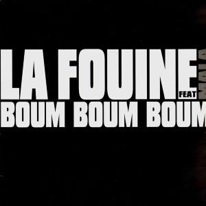 La Fouine - Boum boum boum - 12''