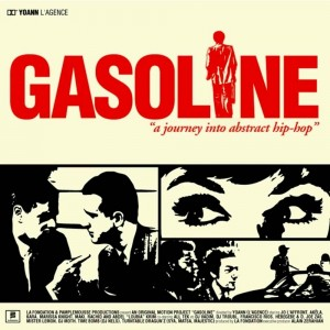Gasoline - A journey into abstract Hip Hop - LTD Red 2LP