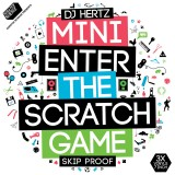 DJ Hertz - Mini Enter The Scratch Game - 3x7''