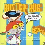 Thud Rumble - Butter Rug Version 2.0 - White - 2x Slipmats