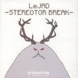 Le Jad - Stereotor Break x Traktor Control Vinyl - LP