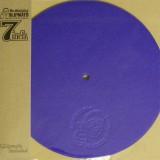 Dr. Suzuki - Blue 7 inch Slipmats - 2x Slipmats