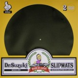 Dr. Suzuki - Black Mix Edition Slipmats - 2x Slipmats