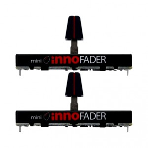Audio Innovate - Mini Innofader Duo - 2x Crossfader