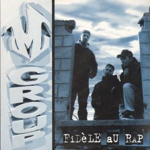 M'Group - Fidèle Au Rap - 12''