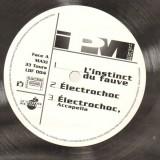IPM - L'instinct du fauve / Electrochoc - 12''