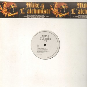 Mike G - L'Alchimiste / Boom Connection - 12''