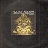 Eska Crew - Hip Hop Circus / On a c'qu'il faut - 12''