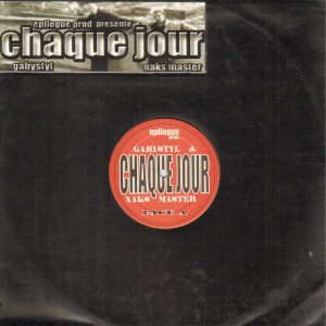Gabystyl & Naks Master - Chaque jour - 12''