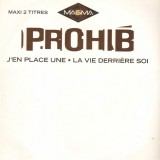 Prohib - J'en Place Une - 12''