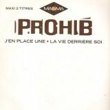 Prohib - J'en Place Une - 12''