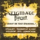 Stigmate Prod - Avant de tout éteindre - 12''