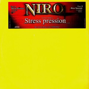 Niro - Stress pression - 12''