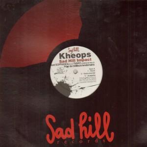 Kheops - Pour de meilleurs lendemains (Soprano & Sako) / Sortis de nulle part (MC's Arabica) - 12''