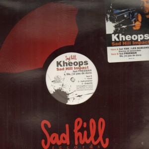 Kheops - Escroc et associées (YAK & Les Nubians) / Me, j'ai pas de dons (Freeman) - 12''
