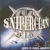 Sniper Clan 59 - Rien N' Nous Arrête EP - 12''
