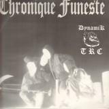 Dynamik TRC - Chronique Funeste EP - 12''