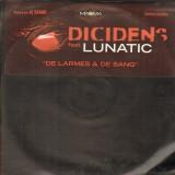 Dicidens - De larmes et de sang (feat. Lunatic) - 12''