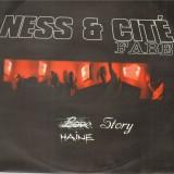 Ness & Cité - Haine Story (feat. Fabe) - 12''