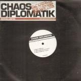 Chaos Diplomatik - Non conforme / Techniques de combat / Le temps passe - 12''