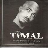 Timal - Politic mafia EP - 12''