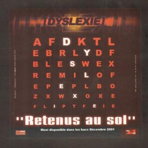Dyslexie - Retenus au sol EP - 12''